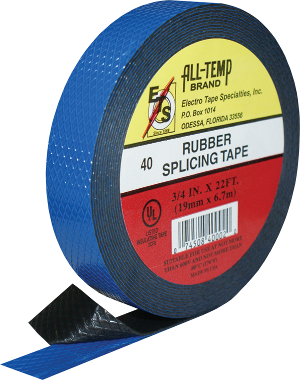 Low Voltage Rubber Splicing Tape