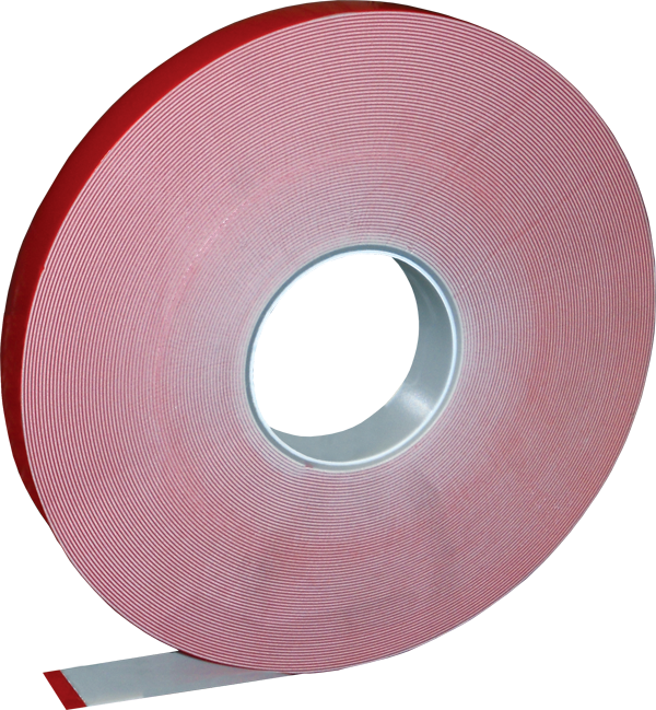 white high bond double sided foam tape