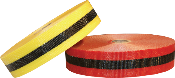 Barricade Woven Tape Barricade Flagging Ribbon Tape