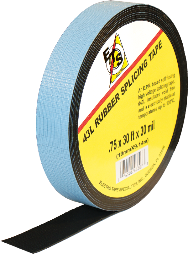 Electrical Insulating Tapes High Voltage Linerless