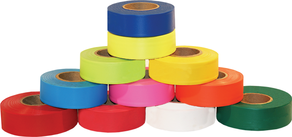 Safety Flagging Ribbon Tape