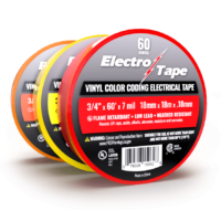 General Purpose Color Coding Electrical Tape - 60 Series