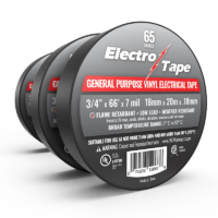 General Purpose Electrical Tape - 65 Series - 7 mil