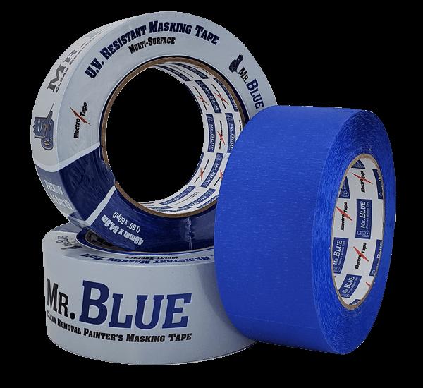 Mr Blue 14 Day Clean Release Blue Painters Tape Bulk Wholesale