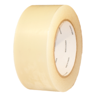 Clear Polyethylene Tape - 135 Series - Rubber Adhesive