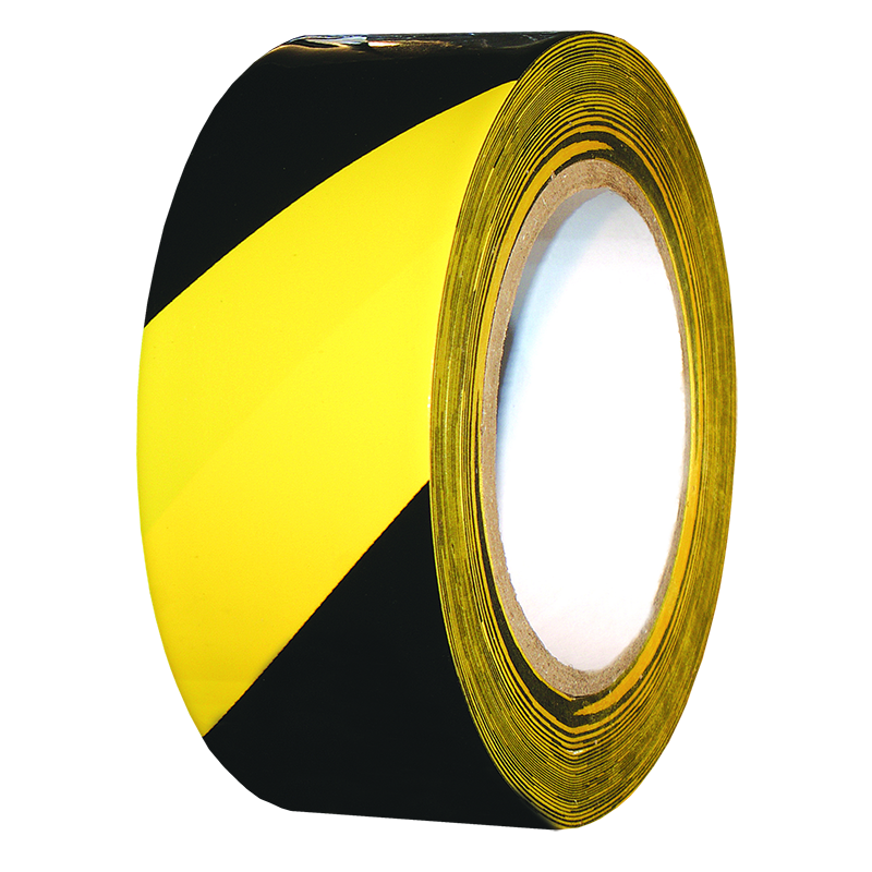 Laminated PVC Aisle Marking Hazard Tape Bulk Wholesale