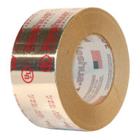 UL 181A Imprinted Foil Tape - 181A Series - 4.8 mil