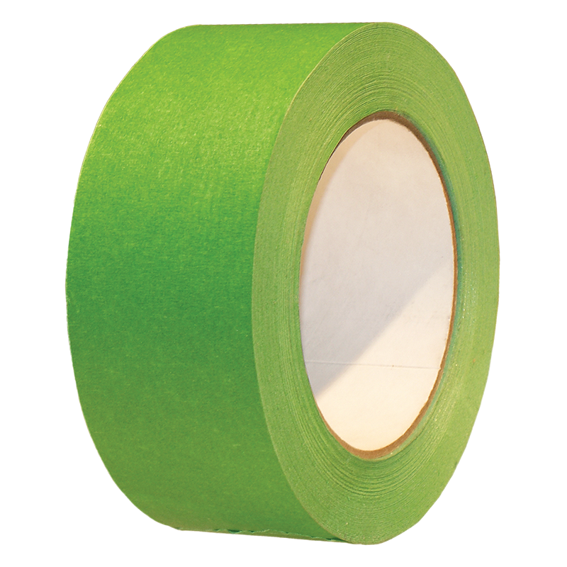 Green Painters Masking Tape Bulk Wholesale Distribution