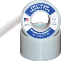 Professional USA Made PTFE Tape - 550U Series - 3.3 mil