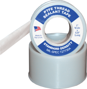 Professional Grade PTFE Thread Seal Tape Bulk Wholesale