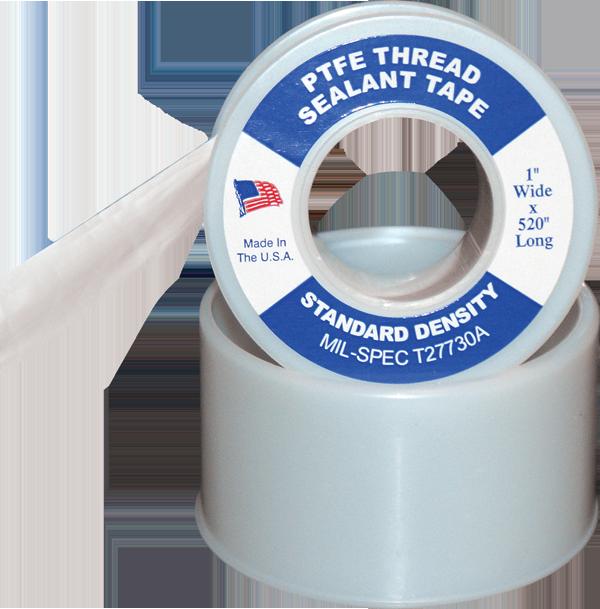 Professional Grade PTFE Thread Seal Tape Bulk Wholesale