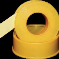 Gas Line Grade PTFE - 556 Series - Yellow - 4 mil