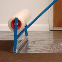 Carpet Protection Film - 3 mil PE - 22 Series