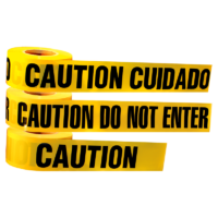 Barricade Tapes - CAUTION - 865 Series