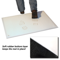 Sticky Mats - Dirt-Grabbing Foot Traffic Mats