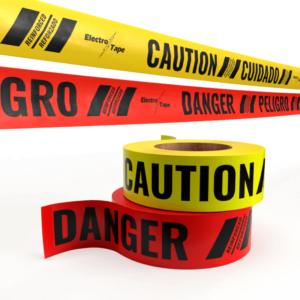 6 mil Reinforced Barricade Caution Danger Tape Bulk Wholesale