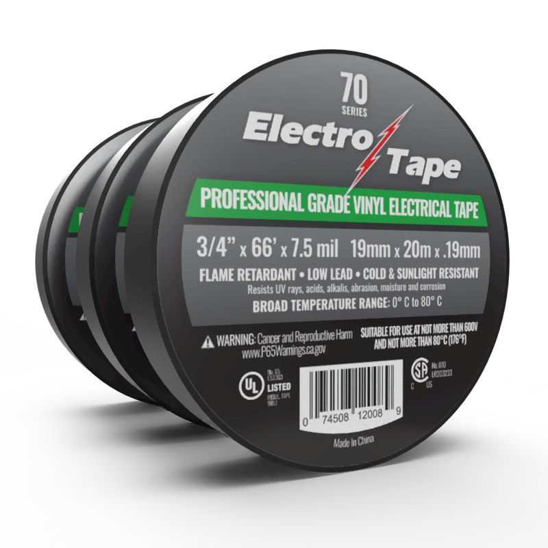 Professional Grade Electrical Tape