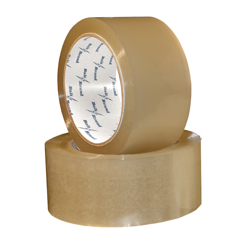 Economy Grade Carton Sealing Tape Acrylic Bulk Wholesale