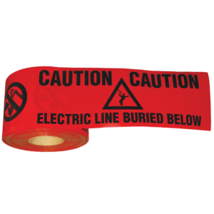 Underground Non Detectable Tape Utility Bulk Wholesale