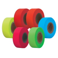 Flagging Tape - High Visibility (Glow) - 875 Series