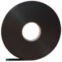 Hi Density Polyethylene Foam Tape - Acrylic Adhesive - 654 Series