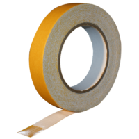 Permanent Cloth Tape - Rubber Adhesive - 675 Series