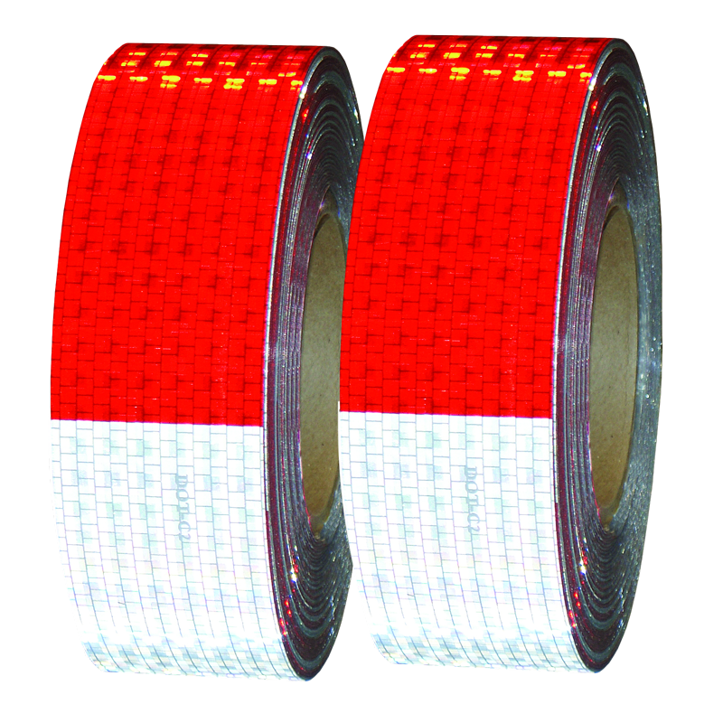 Conspicuity Reflective Truck Tape Bulk Wholesale