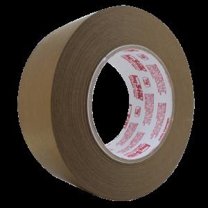 Dark Brown Kraft Flatback Packaging Tape Bulk Wholesale